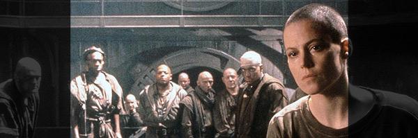 Alien 3: Format 16:9, image recadrée.