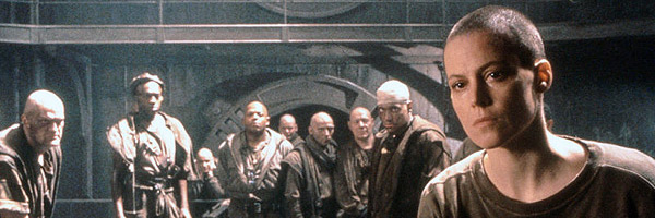 Alien 3: Format Cinémascope original.
