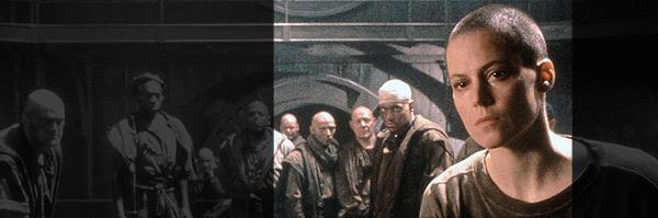 Alien 3: Pan & Scan sur écran 4:3.