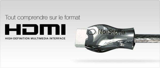 En-tête HDMI : la prise audio vidéo universelle HD