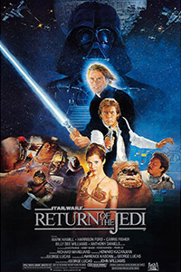 Le Retour du Jedi (Return of the Jedi)