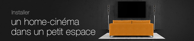 Comment installer un home cin�ma dans un petit espace ?