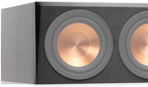 Klipsch Reference Premiere finition