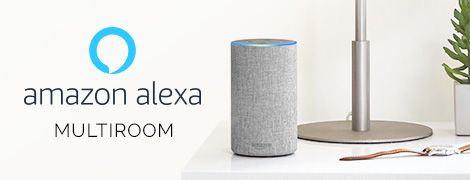 Système audio multiroom Amazon Alexa