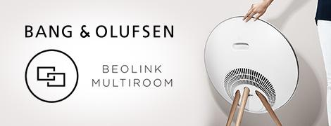Système audio BeoLink Multiroom par Bang & Olufsen