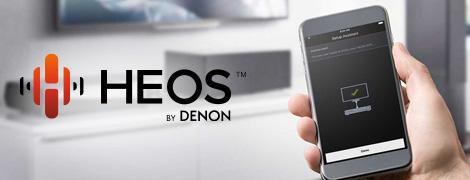 Système audio multiroom Denon Heos