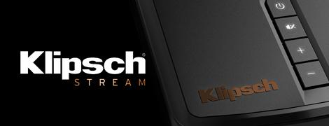 Système audio multiroom Klipsch Stream