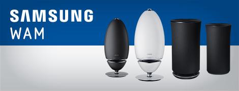 Système audio multiroom Samsung Wam