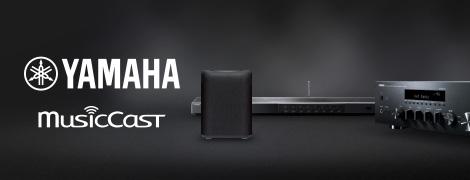 Système audio multiroom Yamaha MusicCast