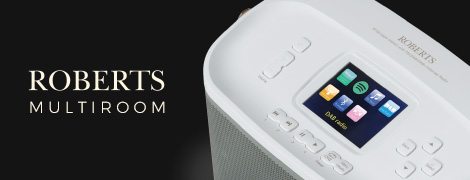 Système audio multiroom Roberts