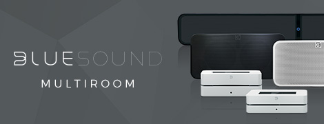 Système audio multiroom Bluesound