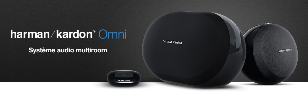 syst me multiroom harman kardon omni son vid. Black Bedroom Furniture Sets. Home Design Ideas