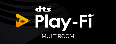 Système audio multiroom DTS Play-Fi