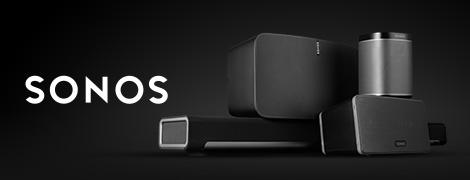 Système audio multiroom SONOS