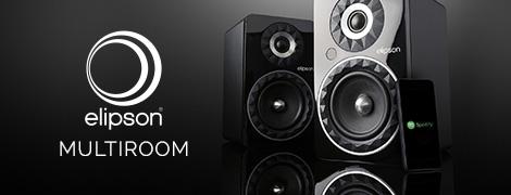 Système audio multiroom Elipson