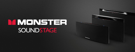 Système multiroom Monster Soundstage