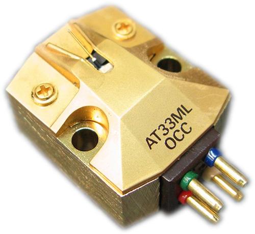 Audio-Technica cellule-at33ml-occ