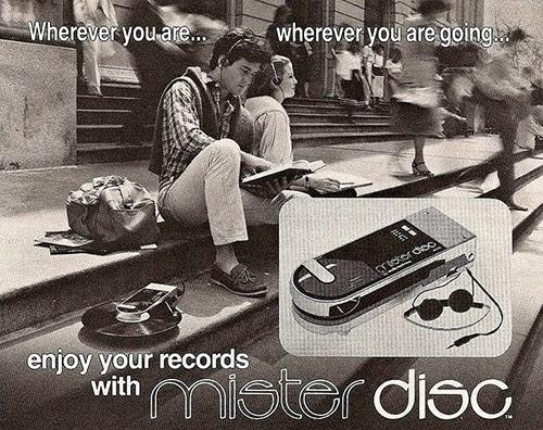 Audio-Technica MisterDisc