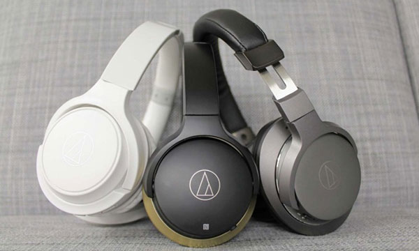 Test :                                                                 Audio-Technica ATH-S200BT, ATH-AR3BT et ATH-AR5BT