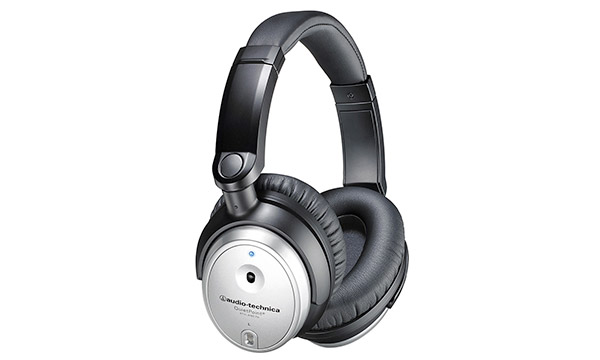 Casque Audio-Technica à suppression de bruit active ATH-ANC7.