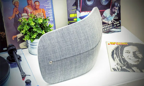 Test :                                                                         BeoPlay A6