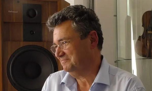 Interview :                                                                         Christophe Cabasse, directeur commercial export chez Cabasse