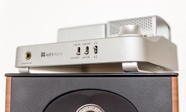 Test :                                                                 HiFiMAN EF-100