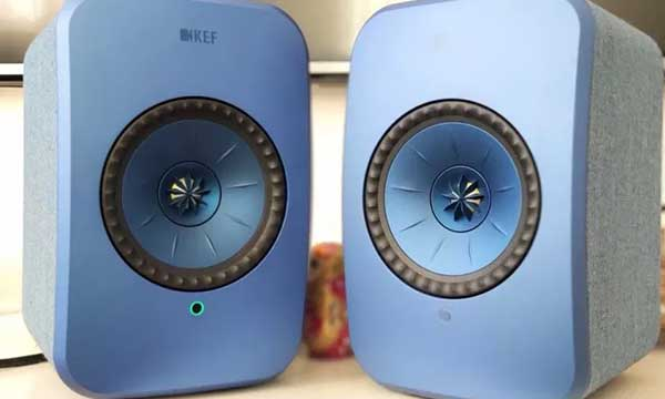 Test : KEF LSX Wireless.