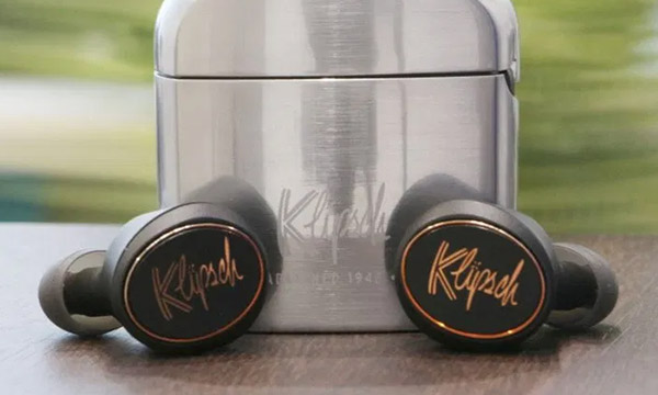 Test :                                                                 Klipsch T5 True Wireless