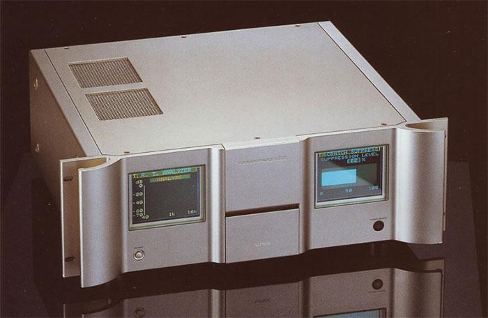 Le processeur de signal numérique Marantz AX1000.