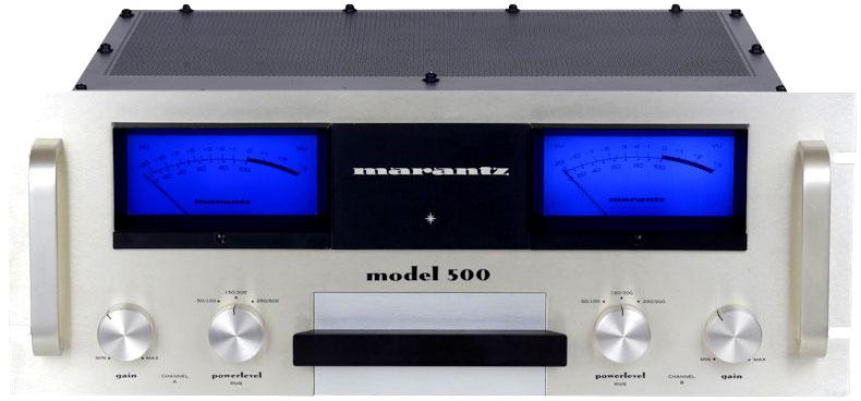 Marantz Model 500.