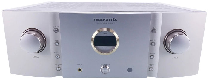 L'ampli intégré Marantz PM-11S1.