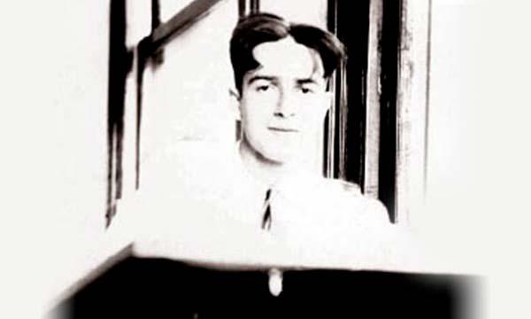 Le jeune Saul Marantz, fondateur de la marque.