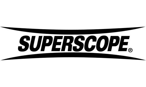 Logo de Superscope.