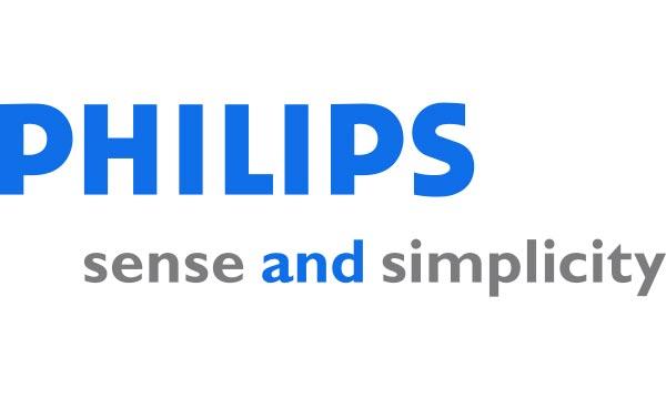 Logo de Philips.