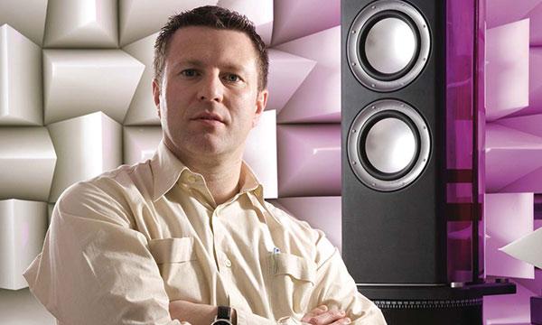 Interview :                                                                         Dean Hartley : Directeur Technique de Monitor Audio