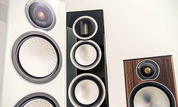 Test : Monitor-Audio Bronze 2, Silver 6 et Gold 200