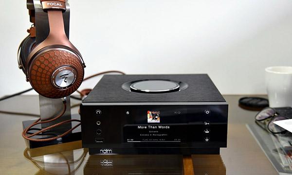 Test :                                                                         Naim Uniti Atom Headphone Edition