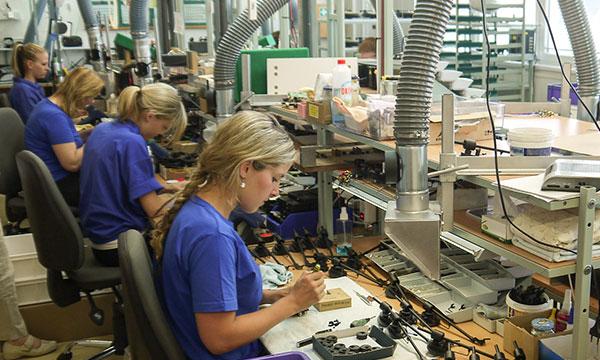 Reportage :                                                                 Visite de l'usine Pro-Ject