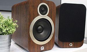 Test :                                                                         Q Acoustics 3030i