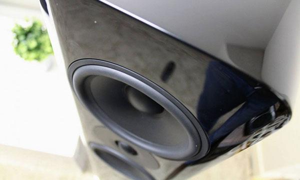 Test :                                                                         Q Acoustics Concept 500