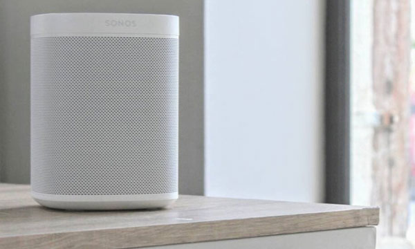 Test : SONOS One (avec Amazon Alexa)