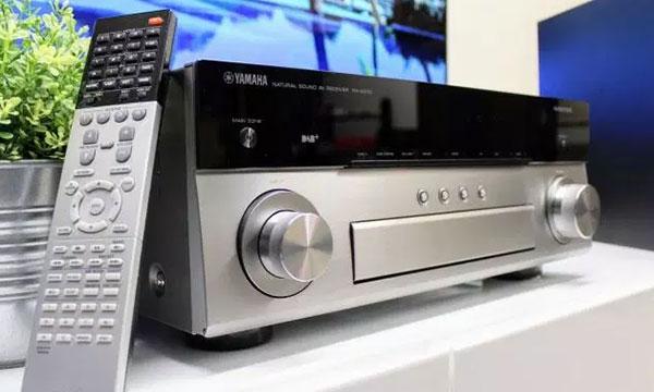 Test :                                                                 Yamaha Aventage MusicCast RX-A870