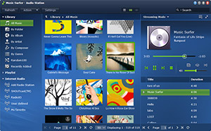 Synology DS Audio