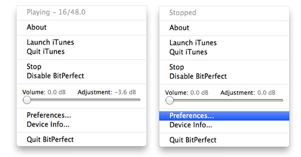 BitPerfect