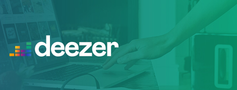 Deezer : service de streaming musical