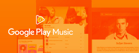 Google Play Music : service de streaming musical