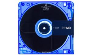 Minidisc Sony Hi-MD