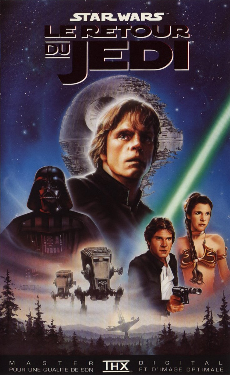 Retour du Jedi VHS