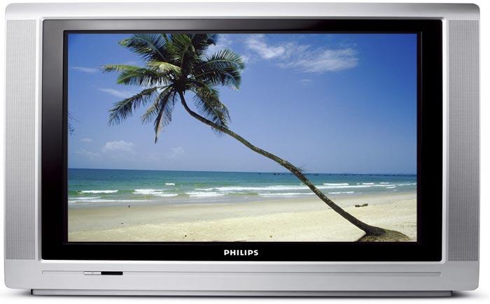 Téléviseur à tube cathodique (CRT) Philips 32PW9551